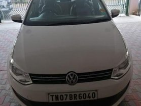 Used 2012 Volkswagen Polo Diesel Highline 1.2L MT car at low price in Chennai
