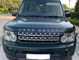 2010 Land Rover Discovery 4 AT for sale at low price in Chandigarh