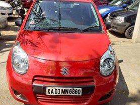 Used 2011 Maruti Suzuki A Star AT car at low price in Nagar
