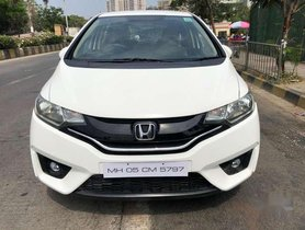 2015 Honda Jazz AT for sale at low price in Goregaon