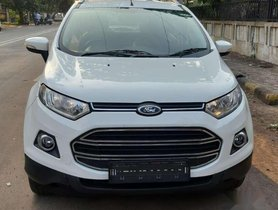 Ford Ecosport EcoSport Titanium 1.5 TDCi, 2014, Petrol MT for sale in Ahmedabad