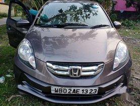 Used 2013 Honda Amaze MT car at low price in Kolkata