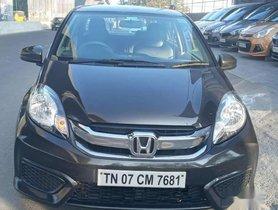 Used 2018 Honda Amaze MT car at low price in Chennai