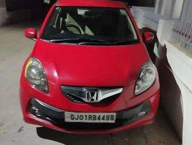 Used 2013 Honda Brio MT car at low price in Ahmedabad