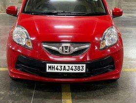 Honda Brio S(O) Manual, 2011 MT in Mumbai