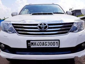2013 Toyota Fortuner MT for sale at low price in Satara