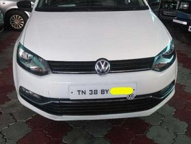 Used 2014 Volkswagen Polo MT car at low price in Tiruppur