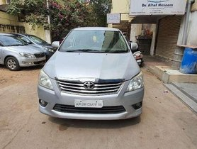 Toyota Innova 2.5 VX 7 STR MT  in Hyderabad