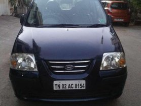 2007 Hyundai Santro Xing XO MT for sale at low price in Chennai