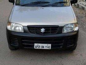 Used 2011 Maruti Suzuki Alto MT car at low price in Hyderabad