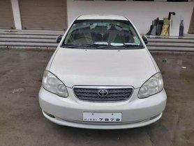 Used 2006 Toyota Corolla MT for sale in Vadodara