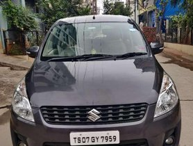 Used 2013 Maruti Suzuki Ertiga ZDI MT car at low price in Hyderabad