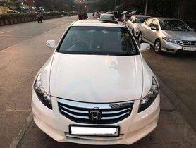 Used 2013 Honda Accord AT for sale in Mumbai