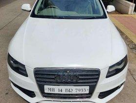 Used 2008 Audi A4 2.0 TDI AT car at low price in Pune