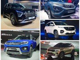 From 2020 Hyundai Creta To New Maruti Brezza- Top 5 Unveils At Auto Expo