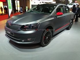 Skoda Rapid Matte Concept To Launch This Year