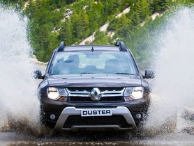 2020 Renault Duster BSVI To Feature A Mercedes Engine