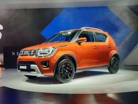 New Maruti Ignis BS6 Launched in India, Prices Start At Rs. 4.83 Lakh