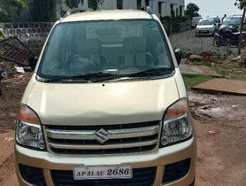 Used 2007 Maruti Suzuki Wagon R LXI MT car at low price in Visakhapatnam