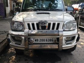 Used Mahindra Scorpio VLX 2010 MT for sale in Kolkata