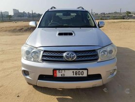 2010 Toyota Fortuner MT for sale in Ahmedabad