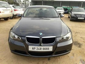 2007 BMW 3 Series 320d AT for sale at low price in Hyderabad