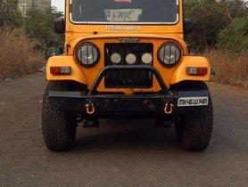 2012 Mahindra Thar MT for sale in Mumbai