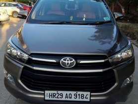 Used 2018 Toyota Innova Crysta AT for sale in Gurgaon
