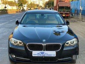 2013 BMW 5 Series 520d Sedan AT for sale at low price in Mumbai