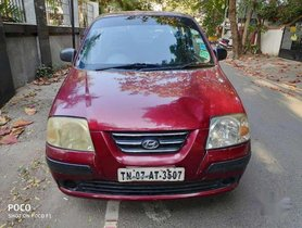 2007 Hyundai Santro Xing XO MT for sale in Chennai
