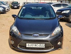 Used  2013 Ford Fiesta MT car at low price in Ahmedabad