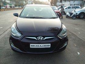 Used 2011 Hyundai Verna 1.6 SX VTVT MT for sale in Mumbai