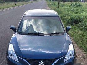 Used 2018 Maruti Suzuki Baleno MT car at low price in Tiruchirappalli