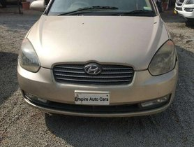 Hyundai Verna CRDi SX 2009 MT for sale in Hyderabad