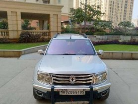 Used 2013 Renault Duster MT car at low price in Thane