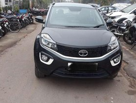 Used 2018 Tata Nexon 1.2 Revotron XZ Plus Dual Tone MT car at low price in Kota