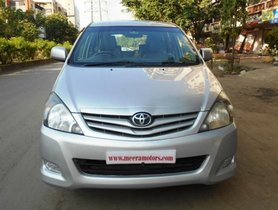 2009 Toyota Innova 2.5 GX (Diesel) 7 Seater BS IV MT for sale in Mumbai