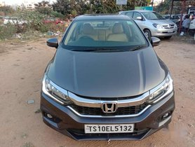 2017 Honda City MT for sale in Hyderabad