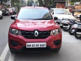 Used 2016 Renault KWID MT car at low price in Mumbai