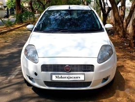Fiat Punto Emotion 1.3, 2011, Diesel MT for sale in Coimbatore