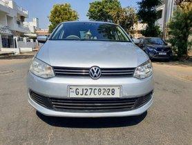 Used Volkswagen Vento Diesel Comfortline MT 2011 in Ahmedabad