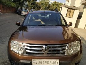 Renault Duster 85PS Diesel RxL 2014 MT for sale in Ahmedabad