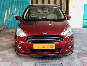 Used 2017 Ford Aspire MT car at low price in Secunderabad