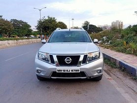 Nissan Terrano XV 110 PS MT 2013 for sale in Pune