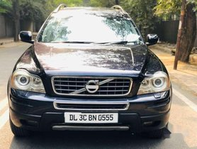 2011 Volvo XC90 AT for sale at low price in Gurgaon