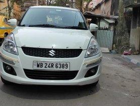 Maruti Suzuki Swift ZXI 2012 MT for sale in Kolkata