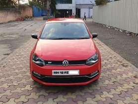 Used Volkswagen Polo GT TSI 2018 AT for sale in Pune