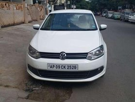 Used 2012 Volkswagen Vento MT car at low price in Hyderabad