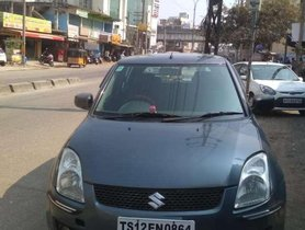 Maruti Suzuki Swift VDi, 2011, Diesel MT for sale in Hyderabad