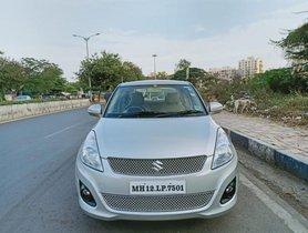 2015 Maruti Suzuki Dzire VXI MT for sale in Pune